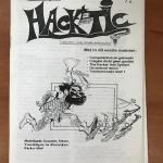 Hack-tic tijdschrift en XS4ALL